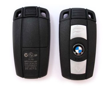 smart-e series-bmw -remote