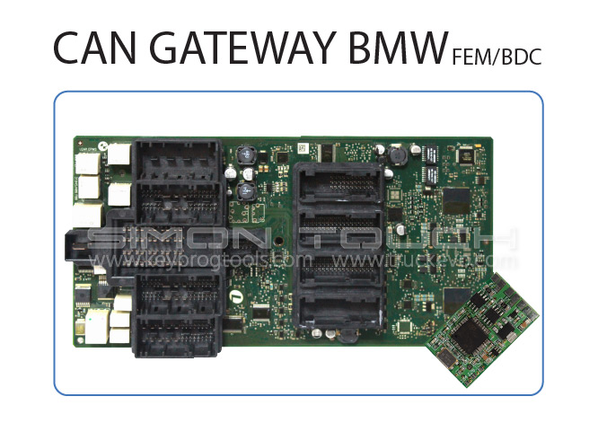 BMW-FEM-BDC-CAN-GATEWAY