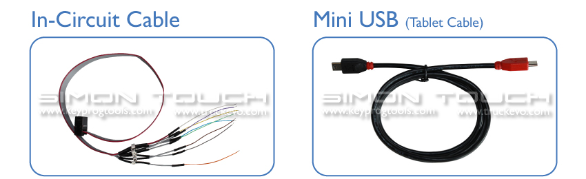 In-Circuit Cable - tablet usb