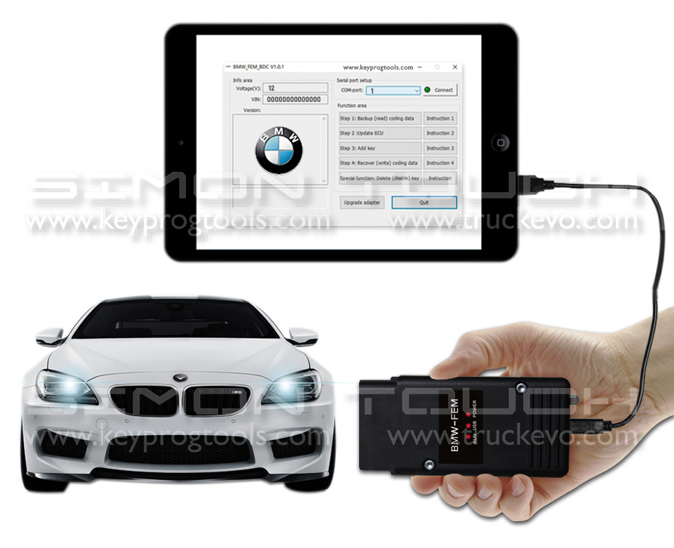 BMW-FEM-Key-programmer-by-obd-with-without-existing-key
