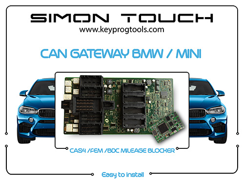 Can Gateway BMW