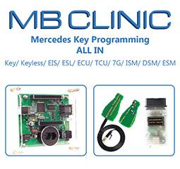 Mercedes NEC Device Key Programmer