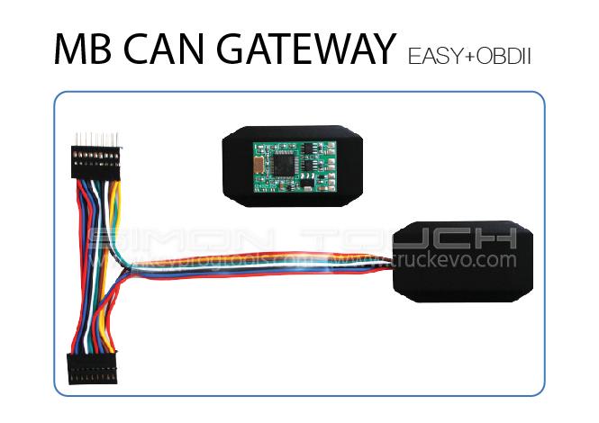 MB-CAN-GATEWAY-EASY+OBDII