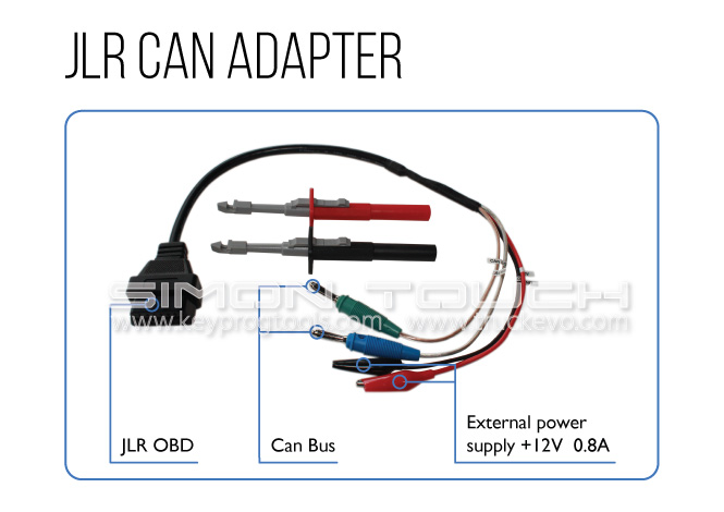 JLR-CAN-ADAPTER