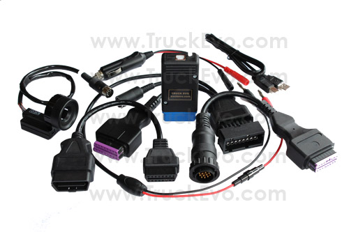 truck explorer truck evo full kit direct ecu cable direct key programming tag connector